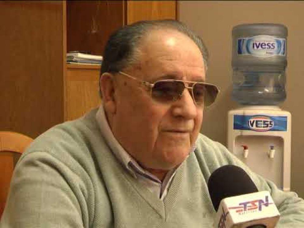 Falleció el presidente de la UPC, Antonio Vilchez