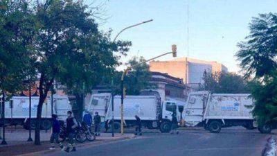 Mariel pagó las deudas a Trébol pero Camioneros le reclama a la Intendenta