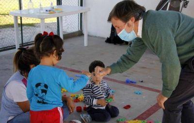 Jaime Méndez no cerrará los centros de desarrollo infantil