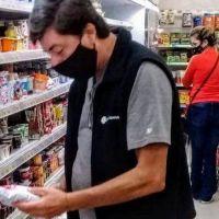El Municipio infraccionó por sobreprecios a tres supermercados de Esteban Echeverría