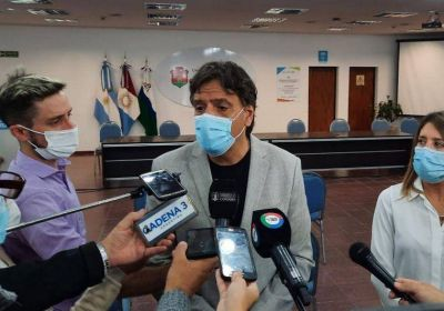Mosquera ratificó que Córdoba mantendrá sus medidas