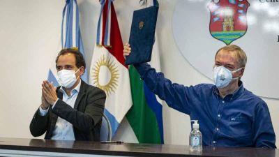 Desde Río Cuarto, Juan Schiaretti destacó la autonomía de Córdoba