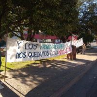 Agua: nueva jornada de protesta de trabajadores de la COOPI