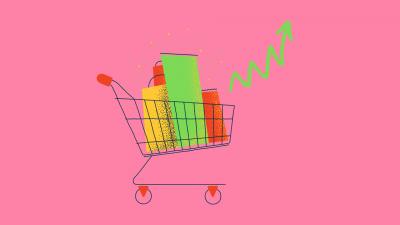 La inflación de marzo llegó a 4,8% y registró el nivel más alto en 18 meses