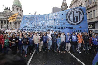 La Corriente Federal de Trabajadores en la CGT expresó su apoyo a las medidas del Gobierno ante la Segunda Ola de contagios