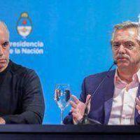 COVID-19: Alberto escuchará a Rodríguez Larreta pero no habrá marcha atrás