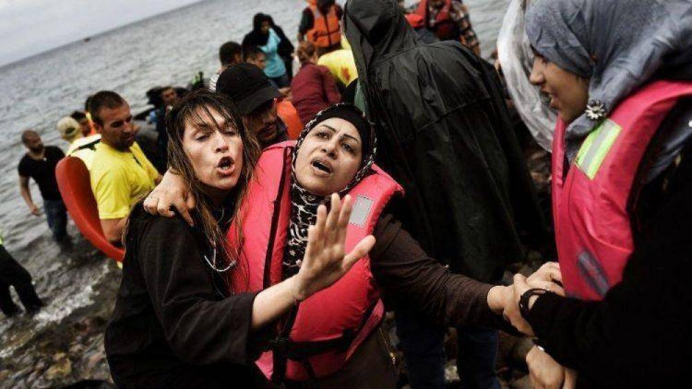 Que el mundo escuche el clamor de los refugiados. El Papa recibe a Filippo Grandi (ACNUR)