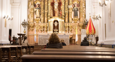 Desde la Iglesia comienzan a alzarse voces contra el cierre de los templos