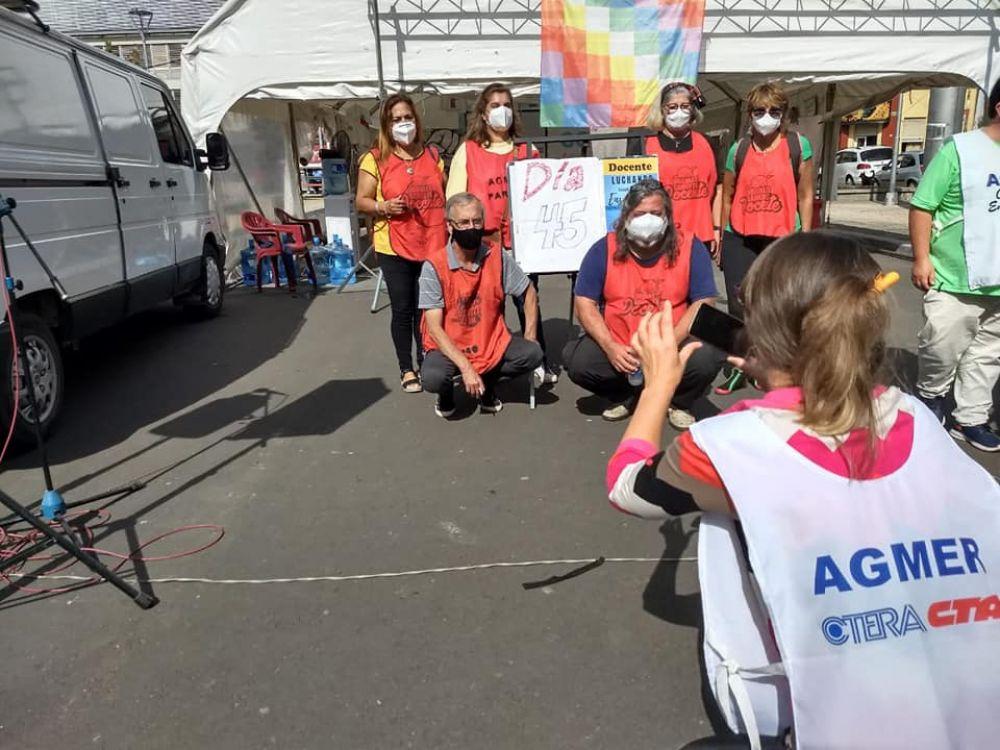 Paritarias: Docentes de Entre Ríos aceptaron la oferta salarial del Gobierno