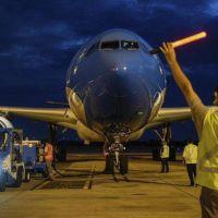 Esta madrugada parte un nuevo vuelo hacia Moscú para traer más vacunas