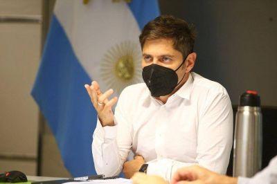 Axel Kicillof finalmente logró imponer su plan de restricciones y ganó peso político en la administración de la pandemia