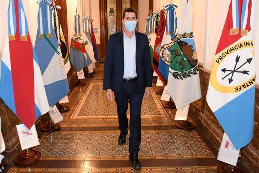 De Pedro continúa con la ronda de reuniones para hacer las elecciones en primavera por la pandemia