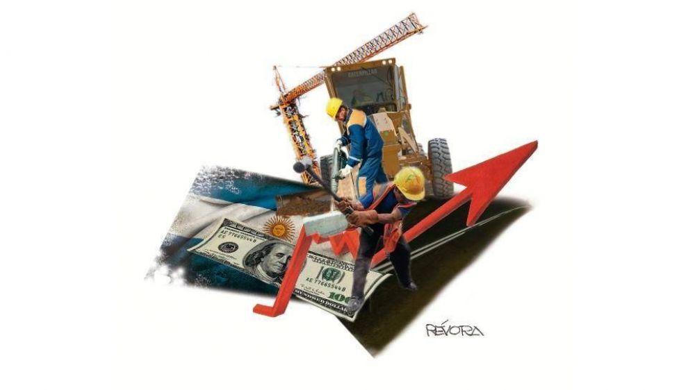 Las restricciones le quitan casi medio punto al PBI