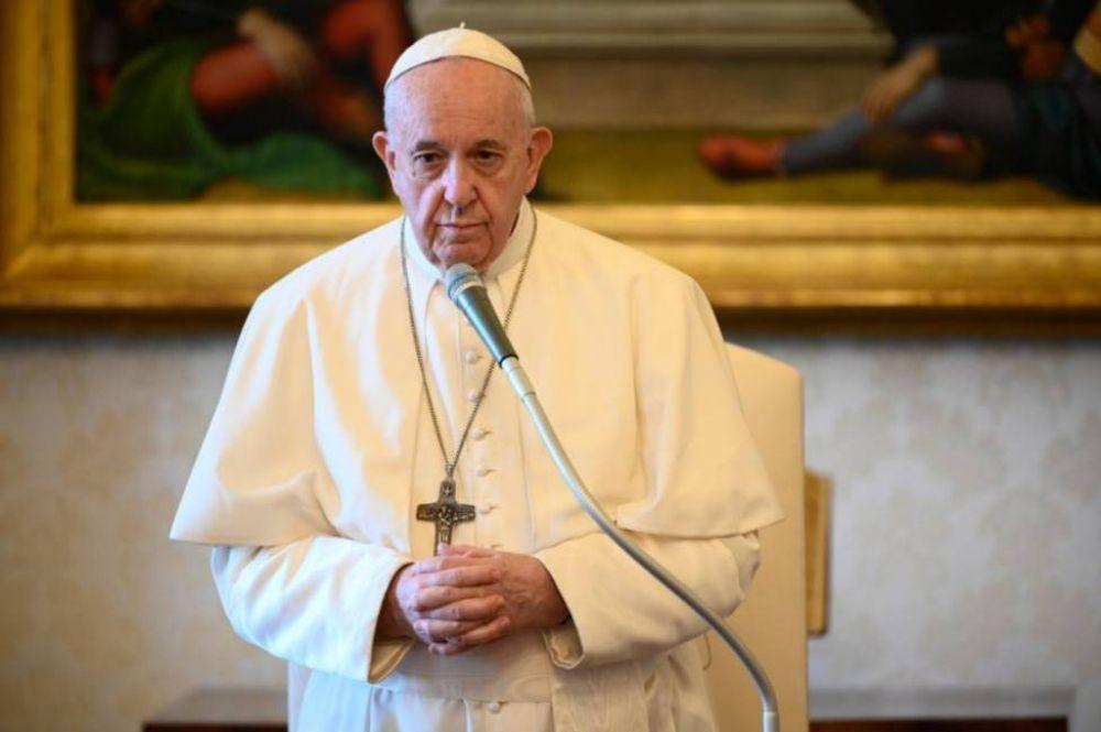 Papa Francisco ante esclavitud infantil: Vergüenza delante de Dios
