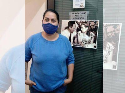 Norma Mores retomó con orden judicial su lugar de trabajo en Gastronómicos, pero sigue hostigada