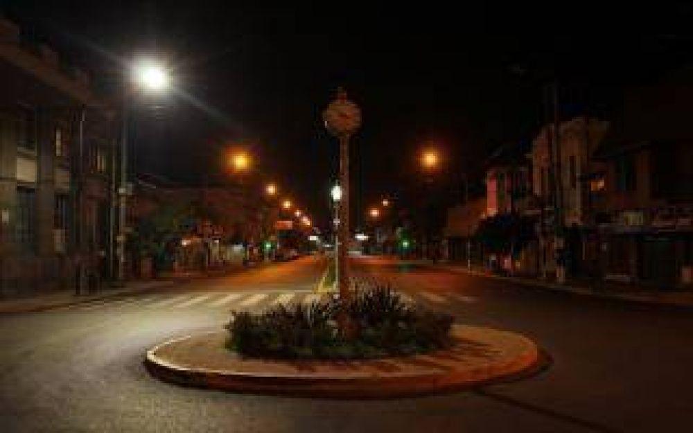 Circulación nocturna: Intendentes del AMBA mostraron las calles desiertas por las restricciones sanitarias