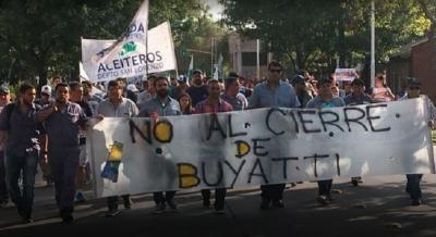 Dictan conciliación obligatoria en conflicto aceitero con Buyatti