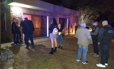 Desarticularon 19 fiestas clandestinas este fin de semana en Mar del Plata
