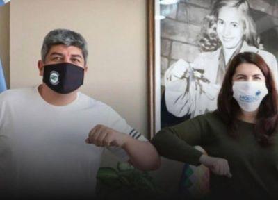 Se terminó todo entre Pablo Moyano y Mariel Fernández