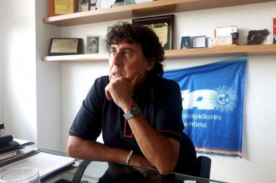 Pablo Micheli se reunió con Pablo Moyano y referentes de Camioneros en la Cuarta sección