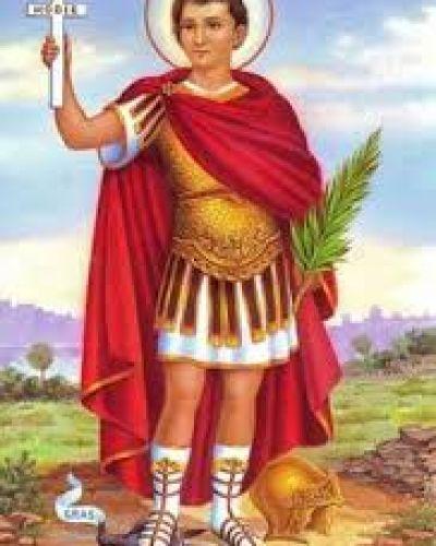 Hoy es la fiesta de San Expedito, mediador ante problemas urgentes