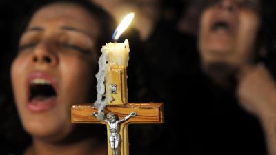 Conmoción: Yihadistas difunden video de la ejecución de un cristiano copto en Egipto