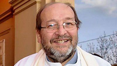 Pesar por el fallecimiento del padre Jorge Felizzia