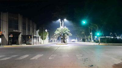 San Vicente también exime del pago de tasas a comercios afectados por restricciones