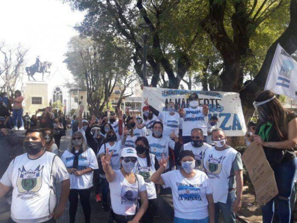Desde la oposición al Sindicato de Trabajadores Municipales rechazan el aumento otorgado
