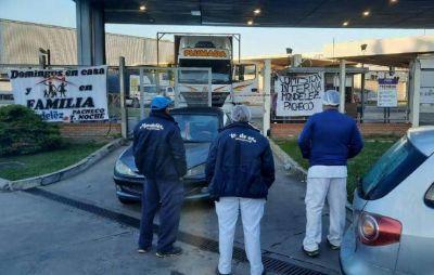 """Trabajadores de Mondelez denunciaron que la empresa """"no cumple"""" las nuevas restricciones"""
