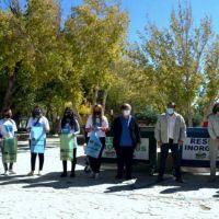 Iglesia inicia tareas de separación de residuos