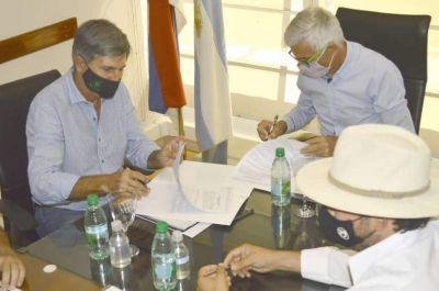 Iprodha – Inym firman convenio para facilitar albergues a los tareferos en épocas de cosecha