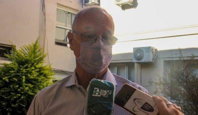 """Daniel Gollan: """"La rapidez de contagios en La Plata es explosiva"""""""