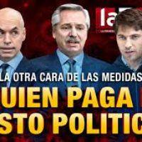 Oficialismo vs. oposición: medidas restrictivas, política electoral y un costo por pagar