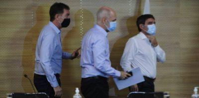 """Horacio Rodríguez Larreta pide no caer en el """"triunfalismo"""" y Juntos por el Cambio pone en pausa las internas"""