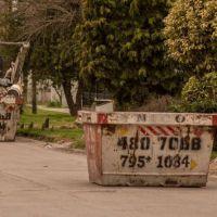 Contenedores en la mira: denuncian irregularidades y piden mejorar el servicio en Mar del Plata