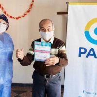 Completan la aplicación de la primera dosis en todos los geriátricos de Mar del Plata