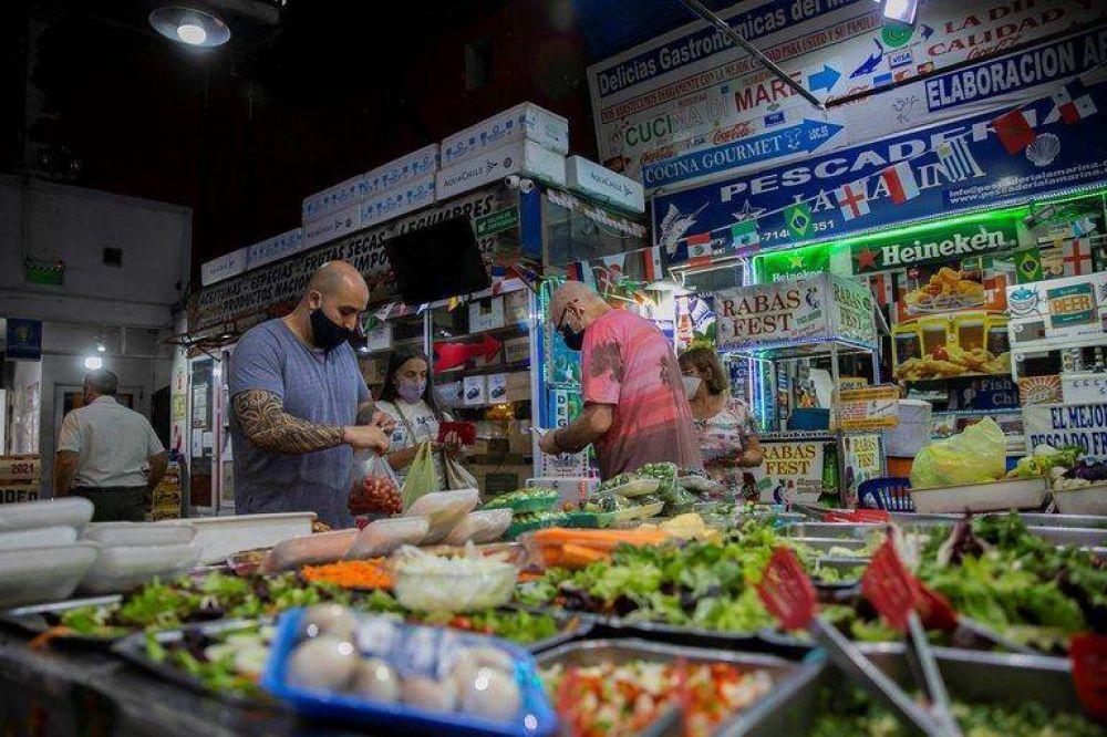 La Argentina registró una inflación en alimentos muy superior a otros países, aunque el Gobierno afirme que se trata de un problema global