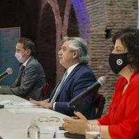"""Alberto Fernández: """"El virus no conoce la Avenida General Paz"""