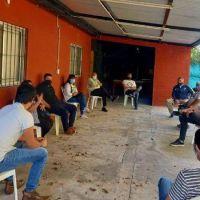 El Peronismo de Benavídez se sumó al pedido para que Julio Zamora reasuma como presidente del PJ Tigre