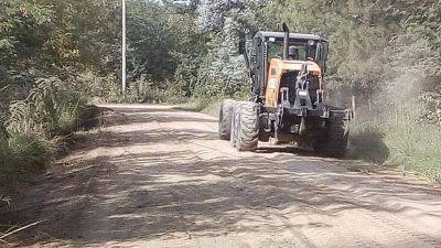 Escobar continúa con las obras hidráulicas y de mejora del espacio público en todo el distrito
