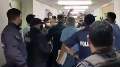 San Miguel: Amenazas contra trabajadorxs del Hospital Larcade