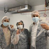 Comenzó la fabricación de la vacuna Sputnik V en Argentina