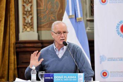 """Provincia le contestó a Rodríguez Larreta: """"No sé qué habrán hecho con las vacunas de Sinopharm, nosotros la usamos para los docentes"""