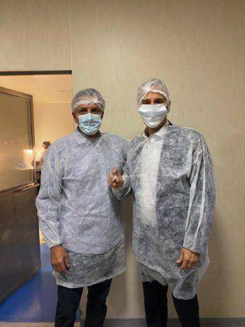 Contacto Massa-Larreta para rescatar AMBA: ¿Cae acuerdo por PASO?