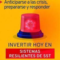 La OIT realizará un webinar sobre seguridad y salud en el trabajo