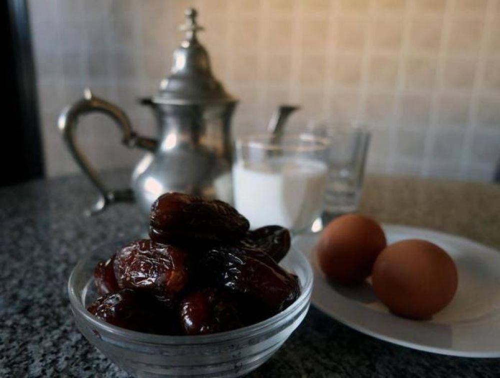 Dátil, el rey del Ramadán