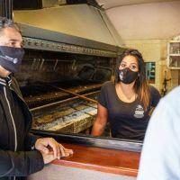 Vicente López dará 40 mil pesos a más de 600 comercios que se ven afectados por las restricciones