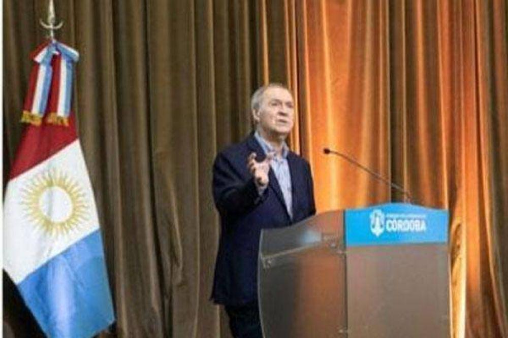 Schiaretti y una candidatura presidencial para dar señales a futuro