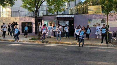 Ante el desacato de Larreta los gremios docentes porteños continúan con el plan de lucha